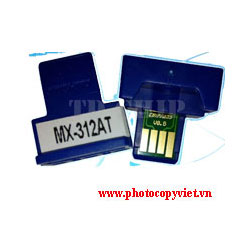 Chip mực photo sharp ar 5726/5731