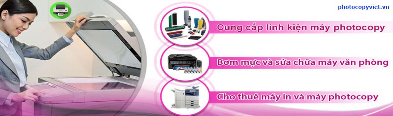 Mua bán máy photocopy cái răng - cần thơ